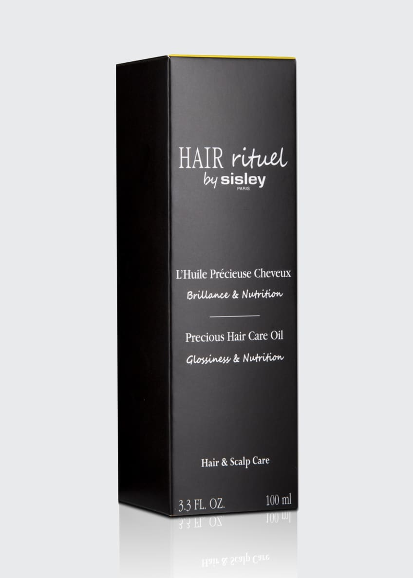Image 4 of 4: Precious Hair Care Oil – Glossiness and Nutrition, 3.3 oz./ 100 mL