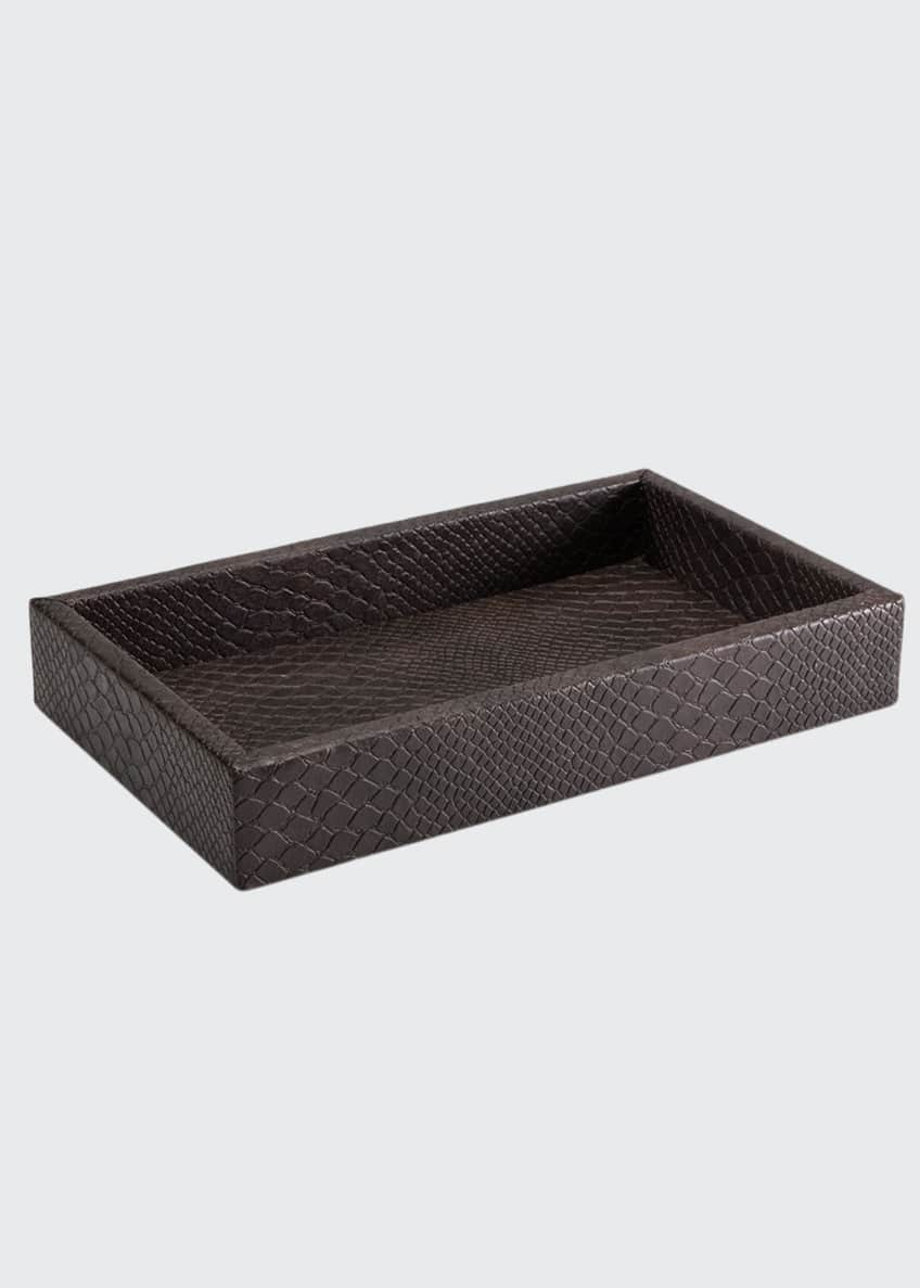Conda Tray, Brown