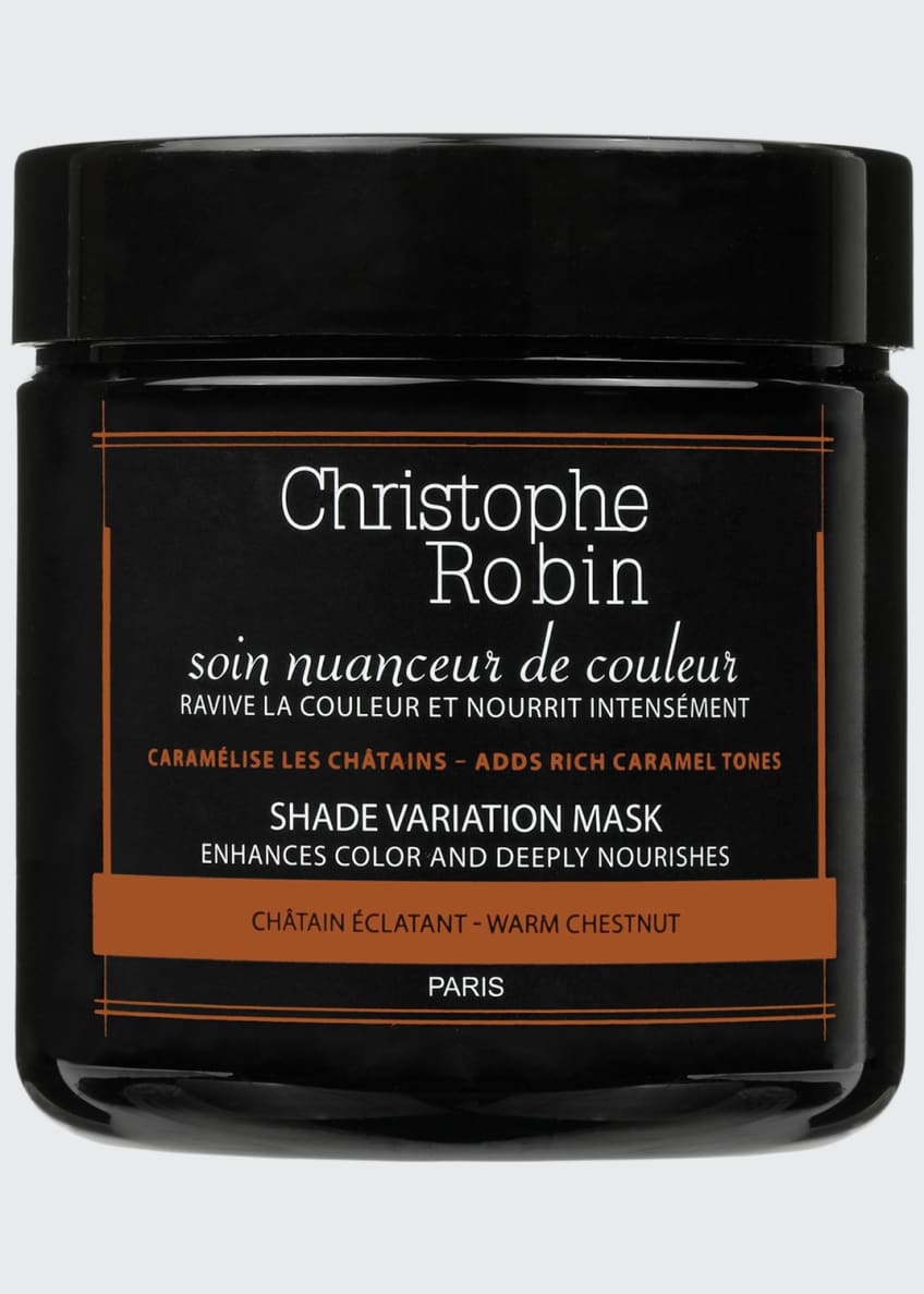 Christophe Robin Shade Variation Care Nutritive Mask with