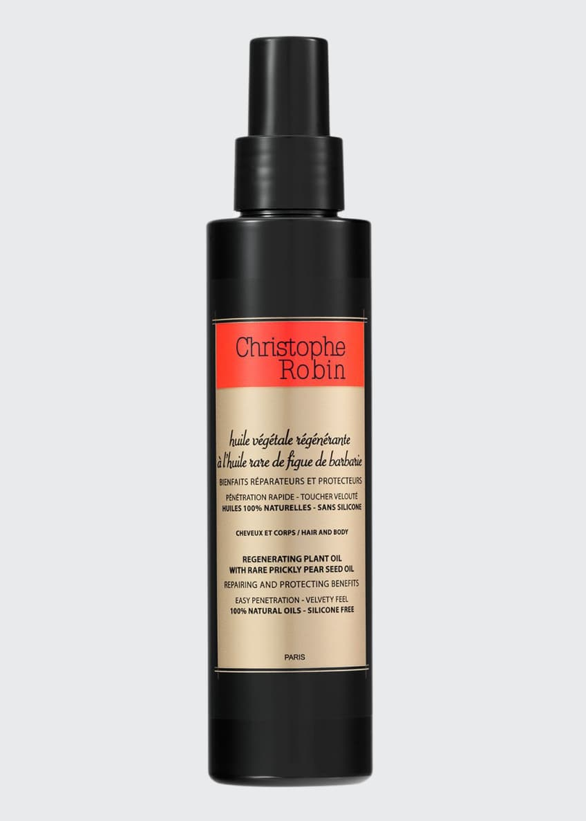 Christophe Robin Regenerating Plant Oil with Rare Prickly