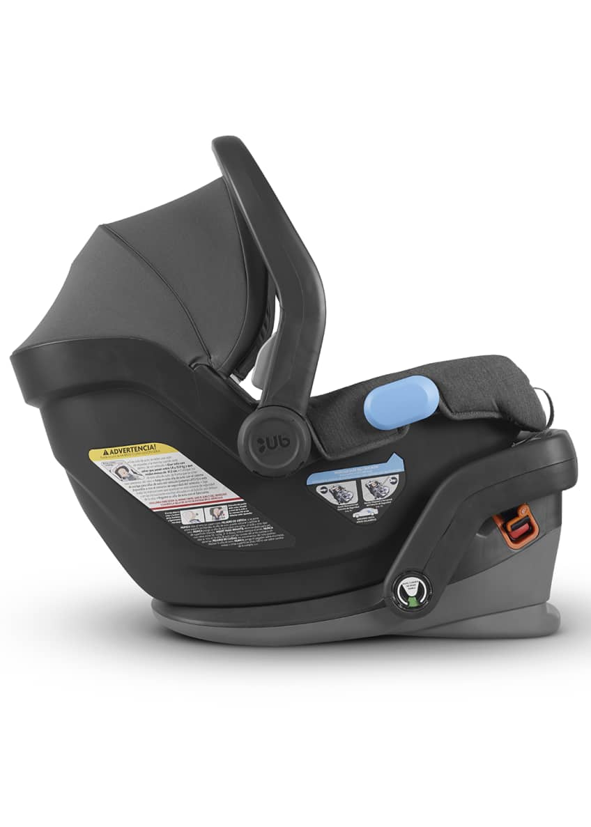 Image 3 of 4: MESA™ Infant Car Seat w/ Base, Jordan (Black)