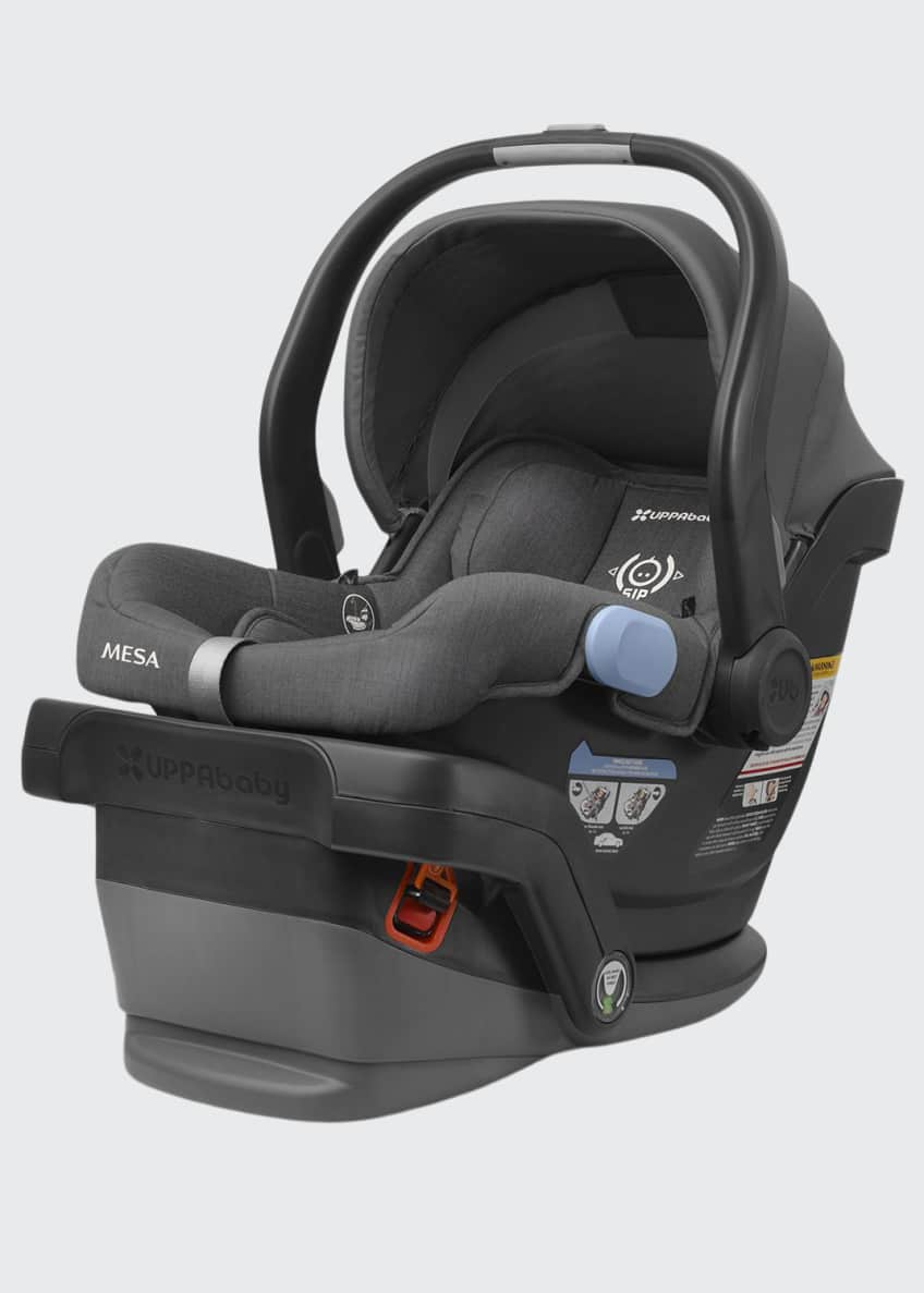 Image 1 of 4: MESA™ Infant Car Seat w/ Base, Jordan (Black)