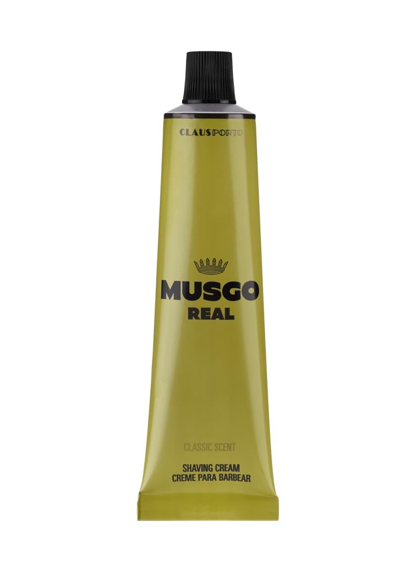 Musgo Real Classic Scent Shaving Cream, 3.4 oz./