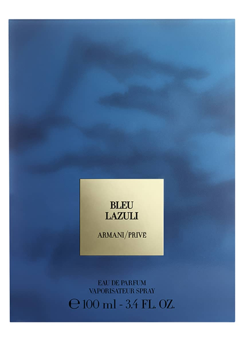 Image 2 of 5: Armani Prive Bleu Lazuli Eau de Parfum, 3.4 oz./ 100 mL