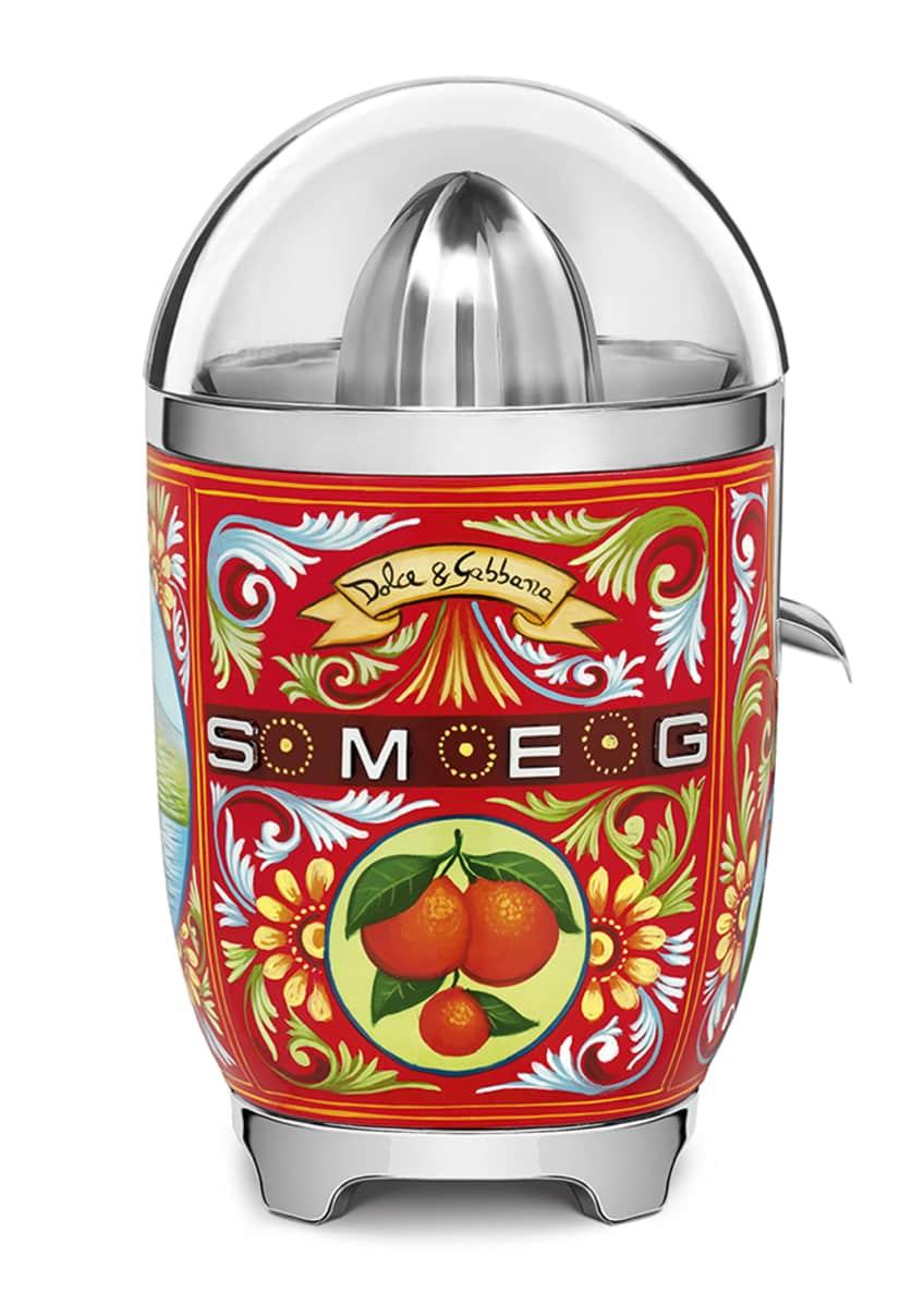 Smeg Dolce Gabbana X Smeg Sicily Is My Love Toaster And Matching Items Matching Items Bergdorf Goodman