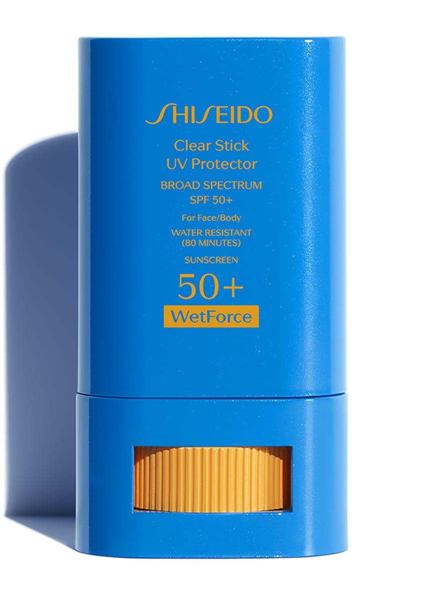 Shiseido Clear Stick UV Protector Broad Spectrum SPF