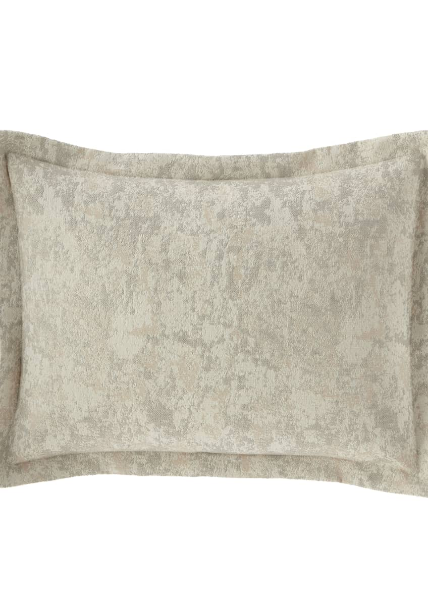 Image 1 of 2: Le Monte Marble King Sham