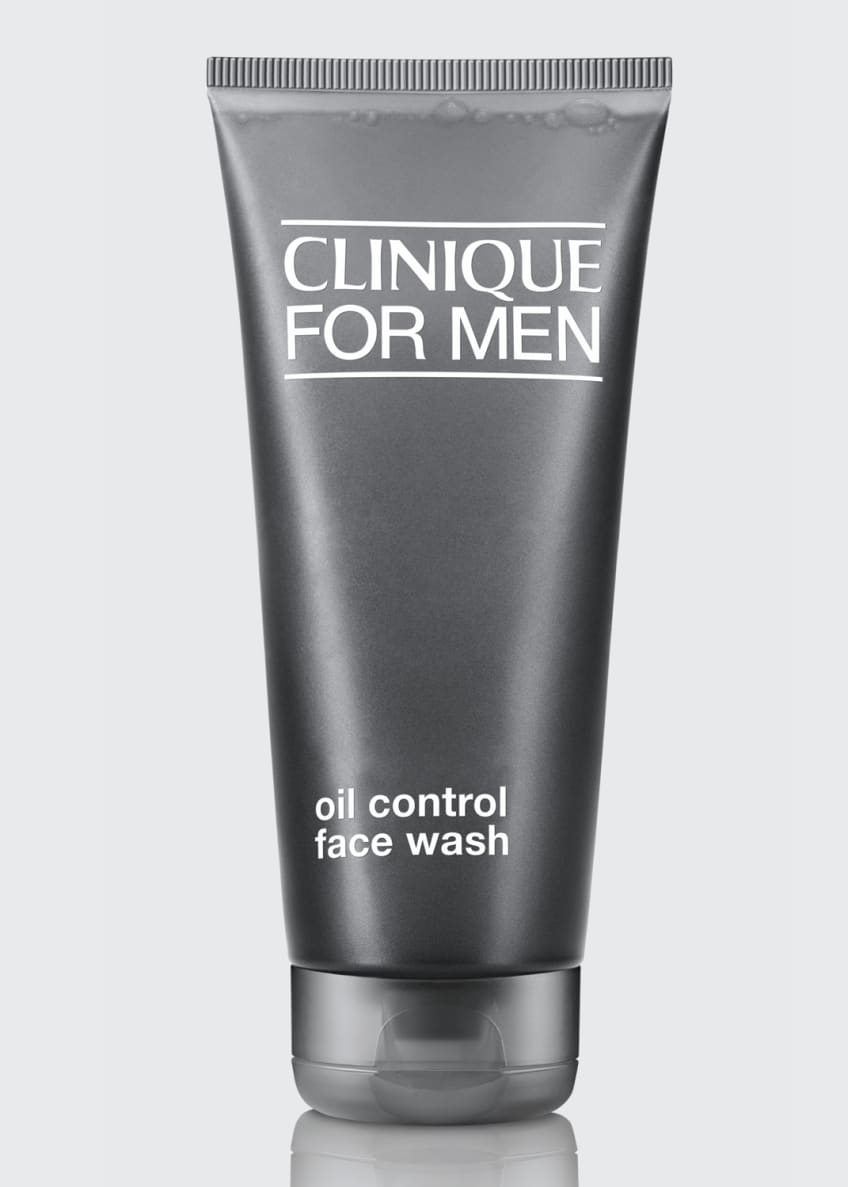 Clinique Clinique For Men Oil Control Face Wash, 200 mL - Bergdorf Goodman