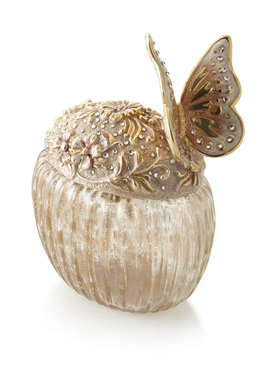 Image 1 of 1: Boudoir Butterfly Perfume Bottle