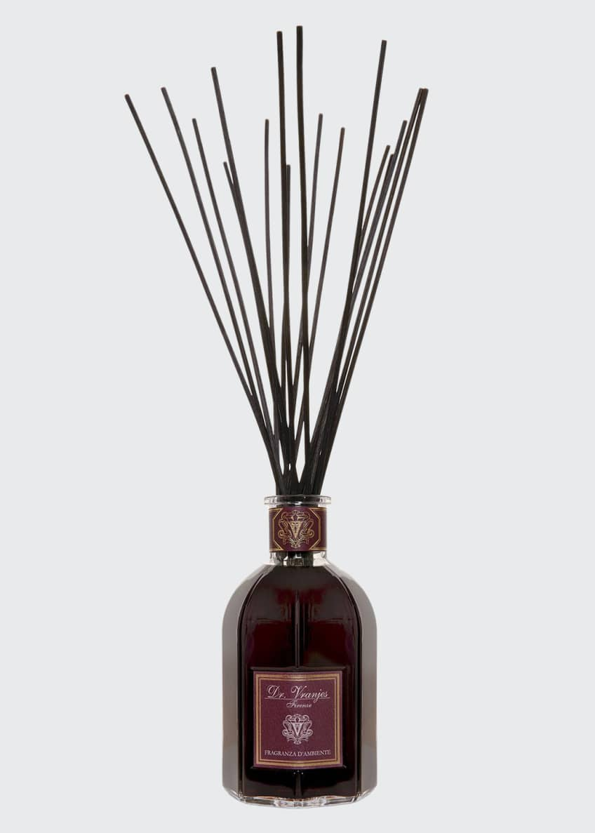 Image 1 of 1: Rosso Nobile Vase Glass Bottle Collection Fragrance, 8.5 oz./ 2500 mL