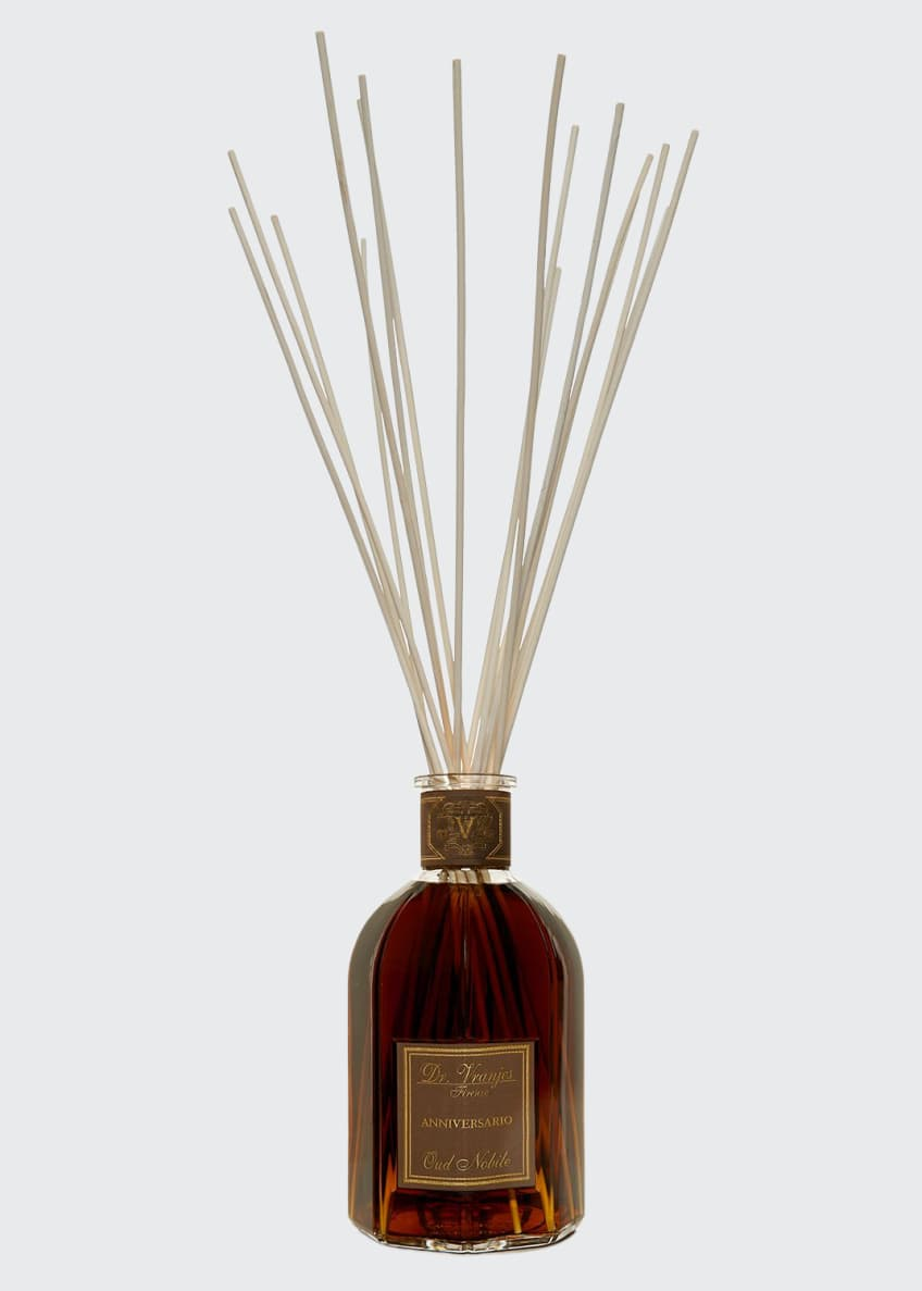 Image 1 of 1: Oud Nobile Vase Glass Bottle Collection Fragrance, 85 oz./ 2500 mL