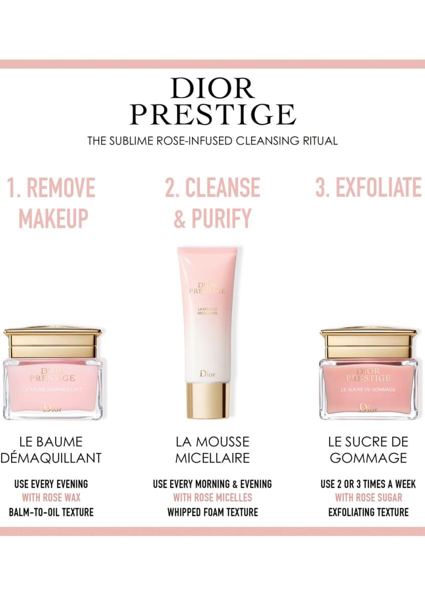 Dior Prestige La Mousse Micellaire 4 Oz Bergdorf Goodman