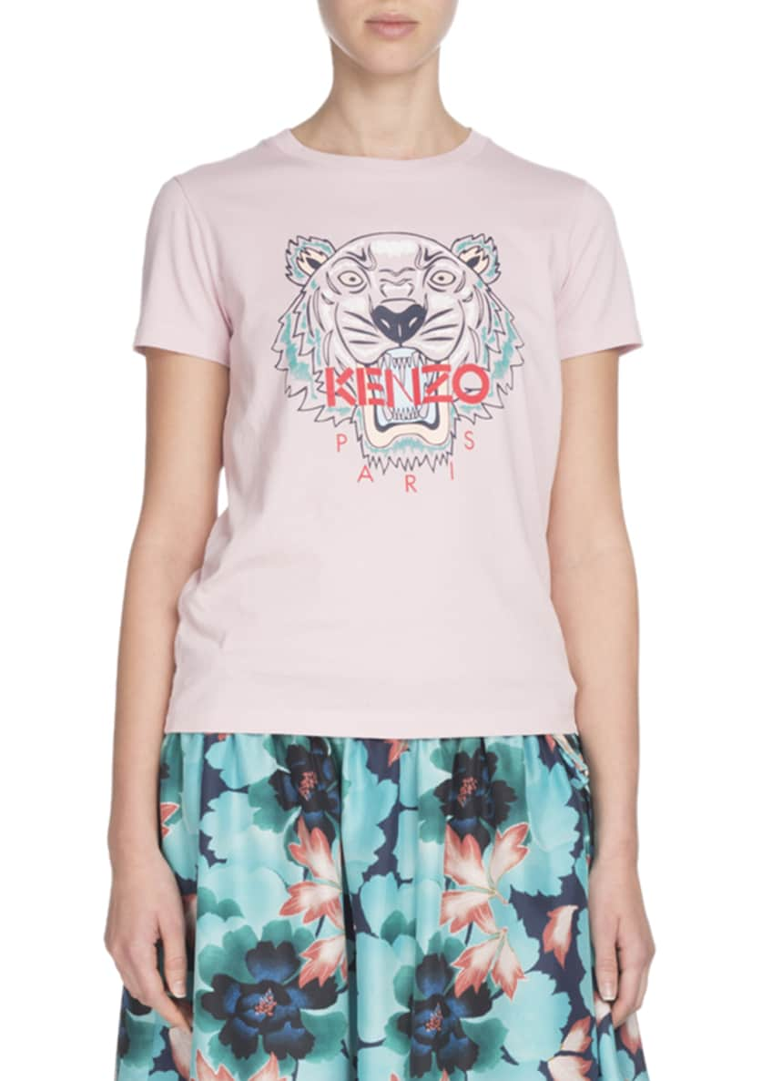 Kenzo Classic Tiger Graphic Logo Tee & Matching