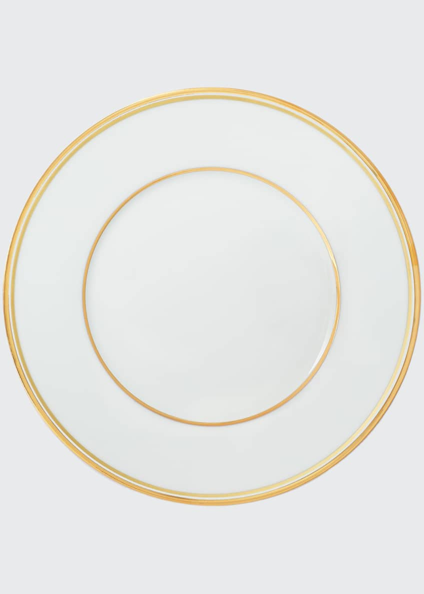 Image 1 of 1: Wilshire Salad Plate, Gold