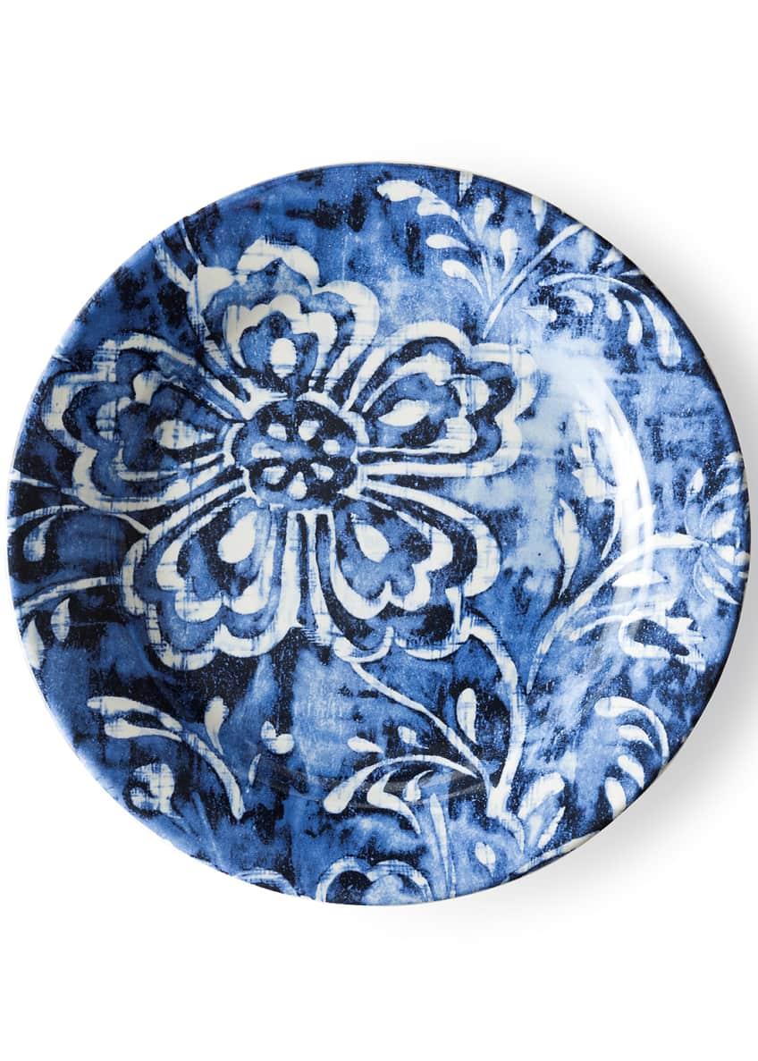 Ralph Lauren Home Cote D'Azur Floral Salad Plate