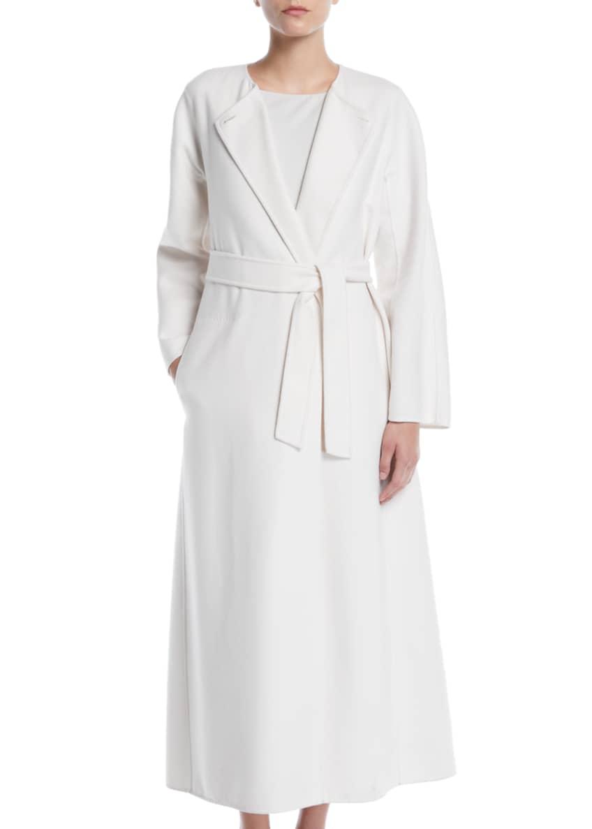 Maxmara Tundra Belted Wool-Cashmere Coat & Matching Items