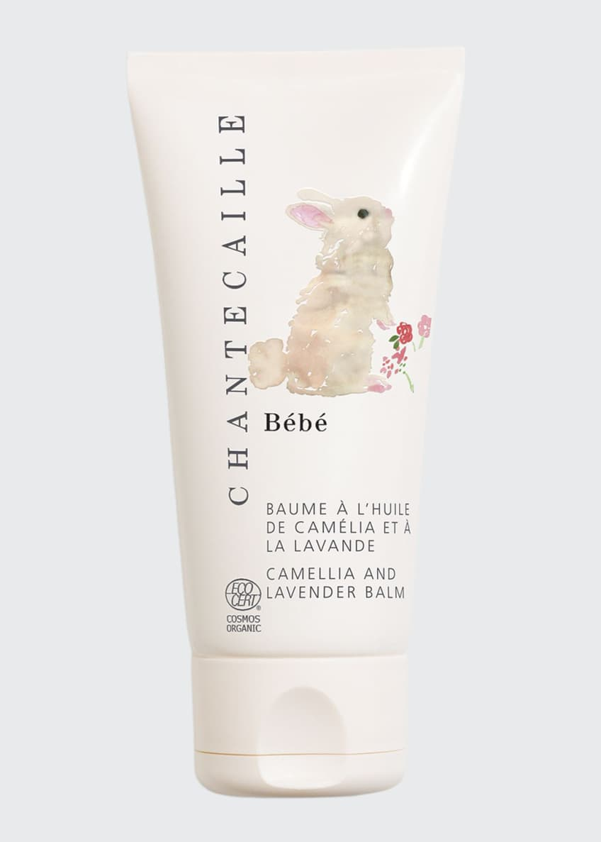 Image 1 of 1: Bébé Camellia and Lavender Balm