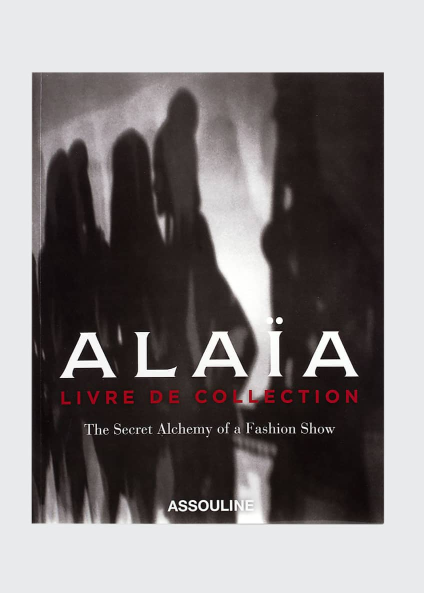 Image 1 of 3: Alaia Livre de Collection Book