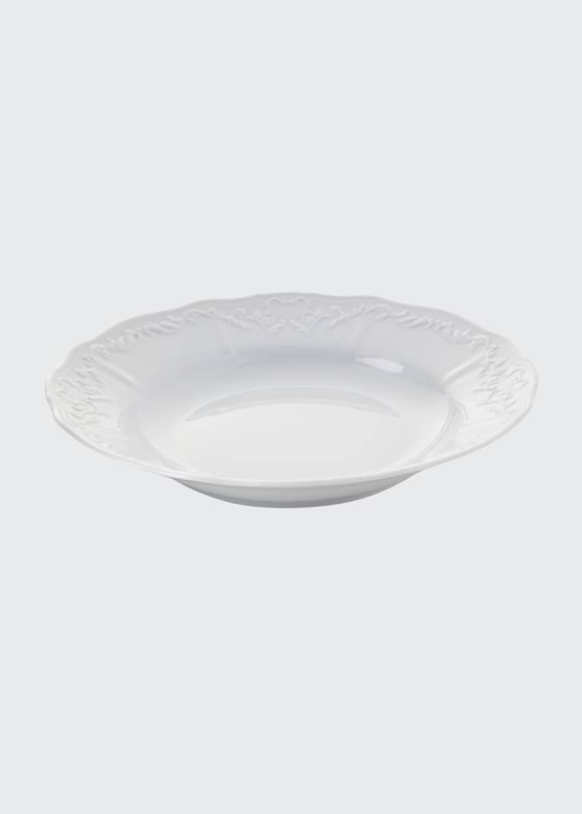 Image 1 of 1: Simply Anna Rimmed Soup Bowl