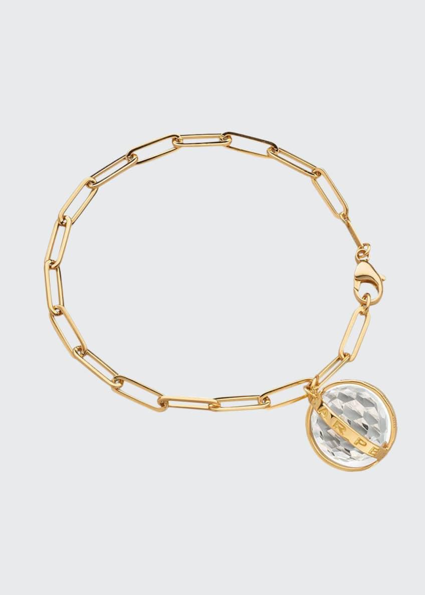 Monica Rich Kosann Carpe Diem Charm Bracelet in