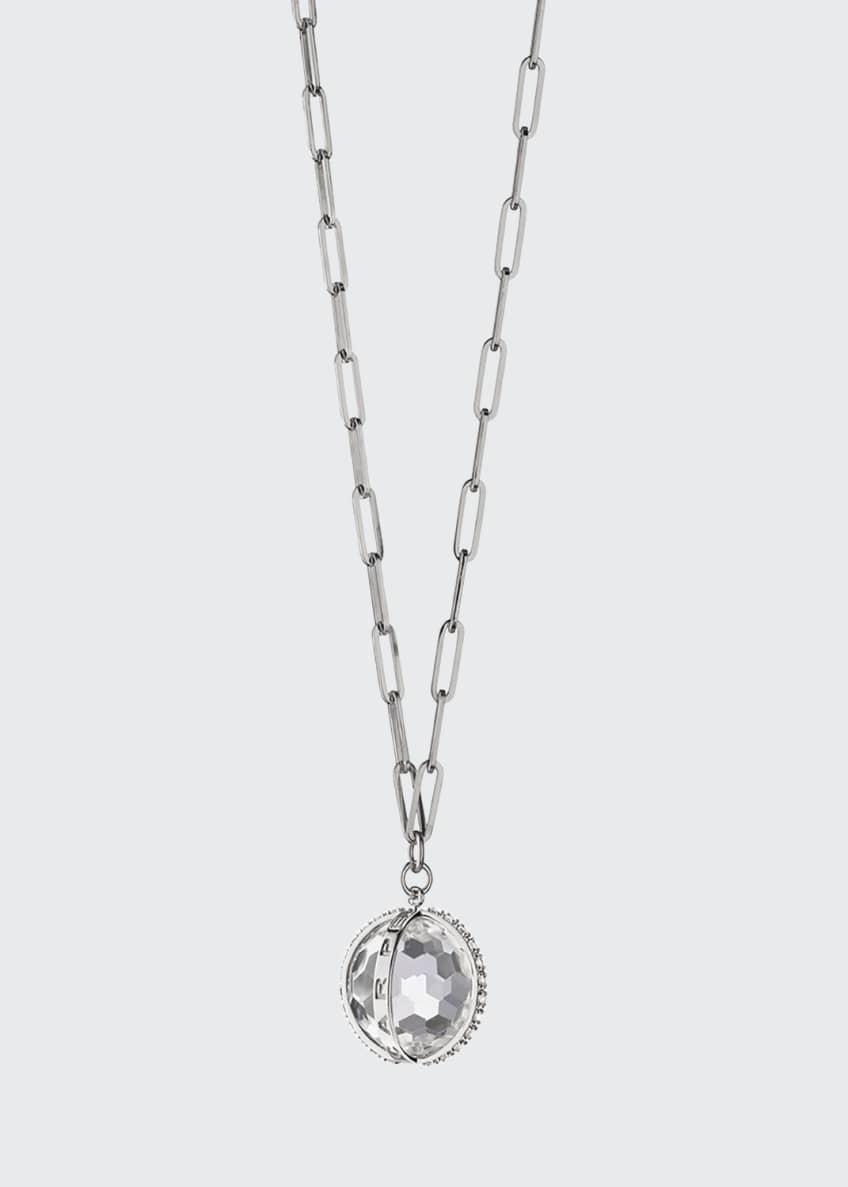 Monica Rich Kosann XL Carpe Diem White Sapphire