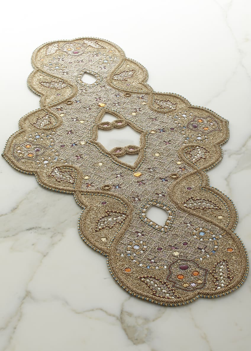 Image 1 of 1: Ritz Beaded Runner