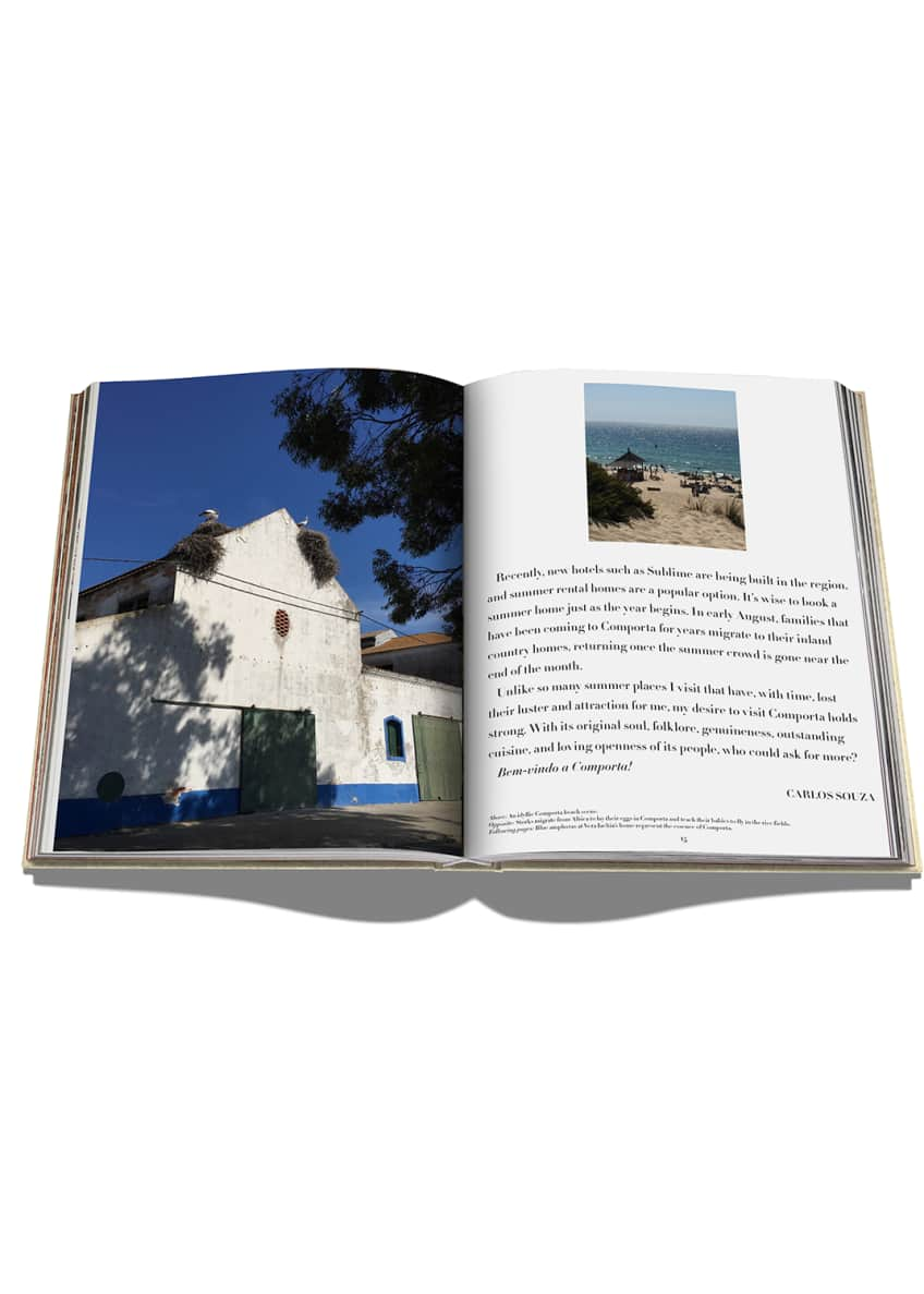 Image 3 of 4: Comporta Bliss Book