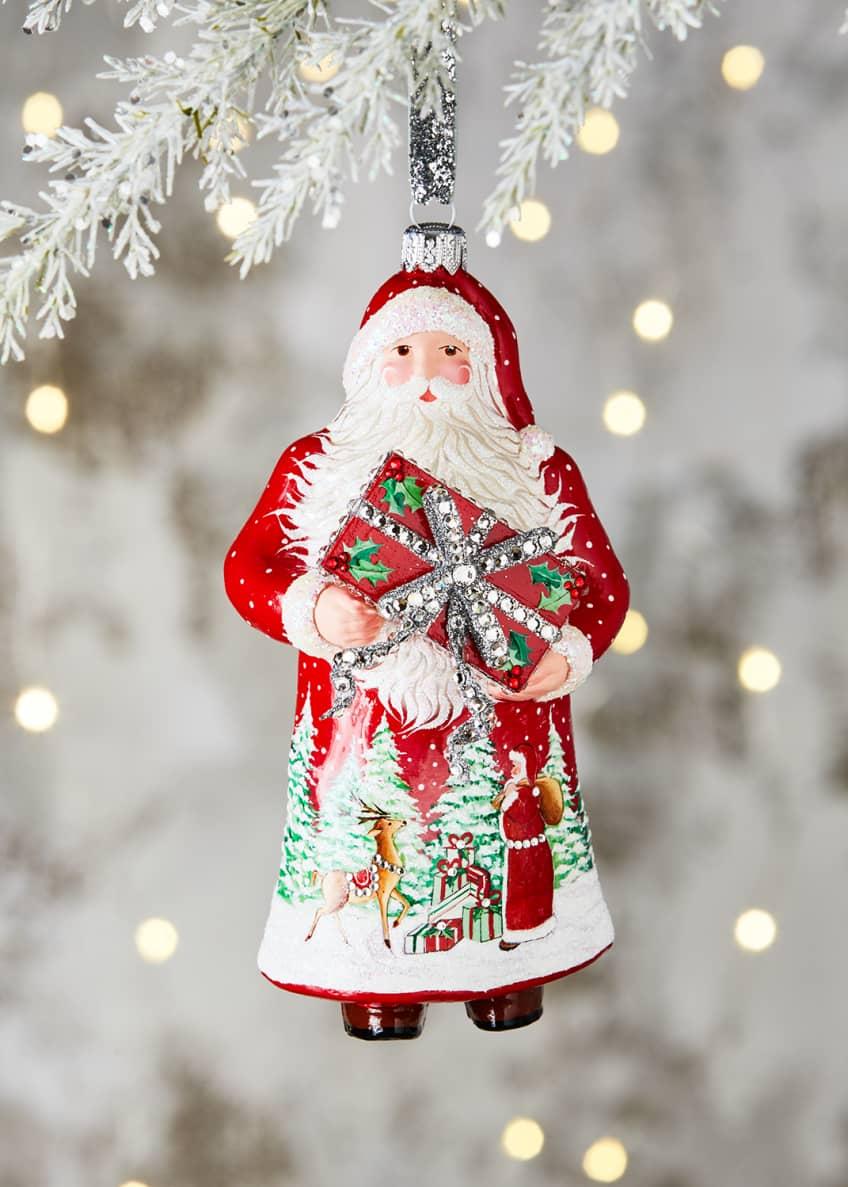 Patricia Breen Quadrille Noel Ornament