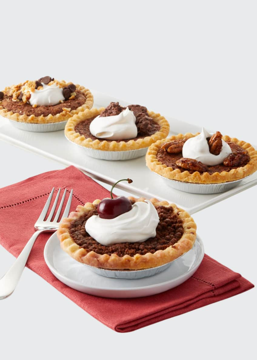 Image 1 of 1: Chocolate Lovers Pies, Set of 4