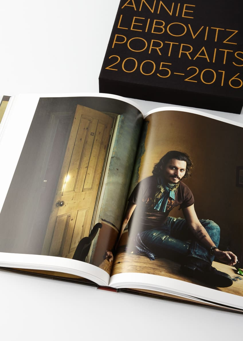 "Image 2 of 3: ""Annie Leibovitz: Portraits 2005 - 2016"" Book"