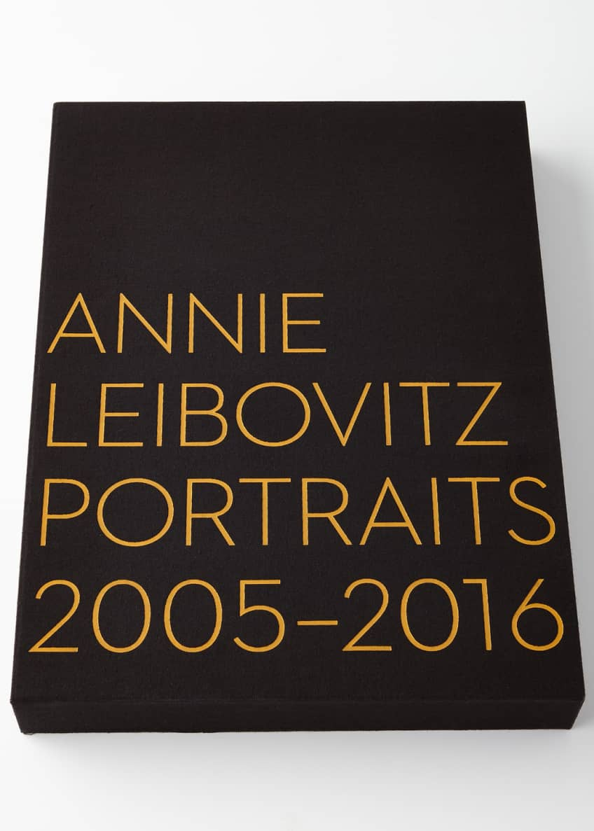 "Image 1 of 3: ""Annie Leibovitz: Portraits 2005 - 2016"" Book"