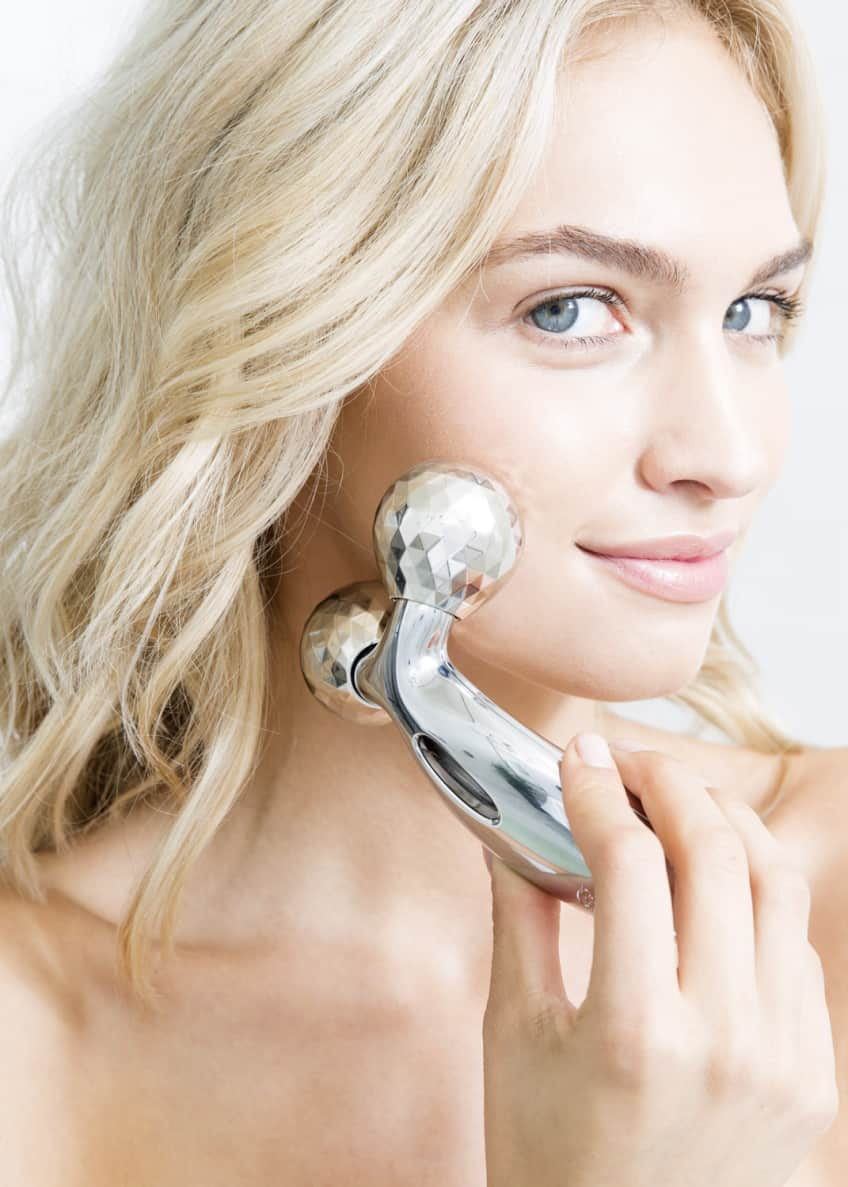 Image 2 of 4: ReFa CARAT Face & Body Roller