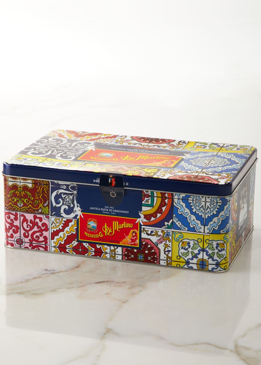 Image 2 of 2: Dolce & Gabbana Pasta & Apron Tin Box Set