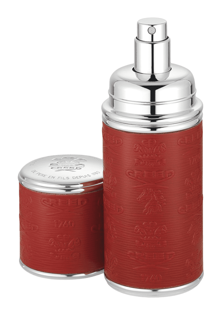 CREED 1.7 oz. Deluxe Atomizer, Red with Silver Trim - Bergdorf Goodman