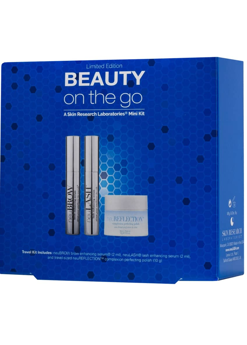 Image 1 of 4: Beauty on the Go Mini Kit