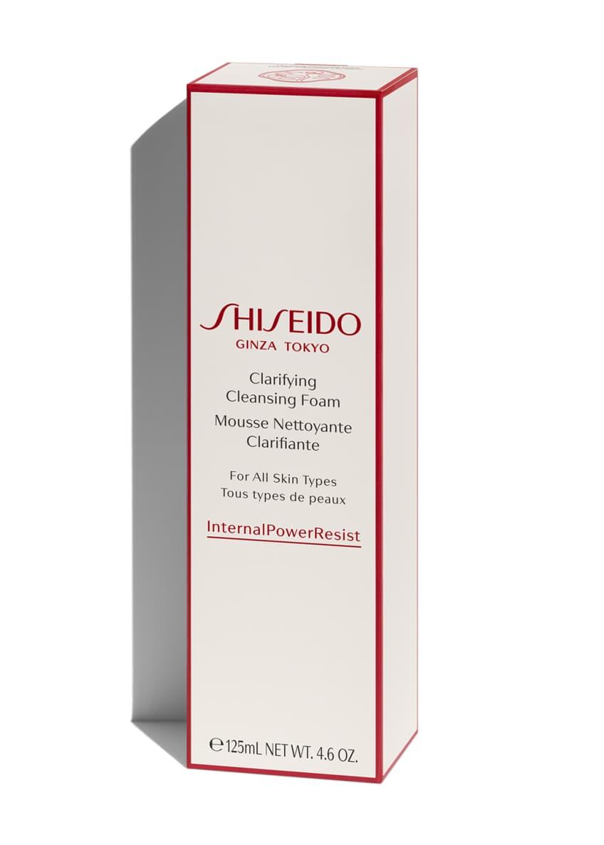 Shiseido Clarifying Cleansing Foam, 4.2 oz./ 125 mL - Bergdorf Goodman