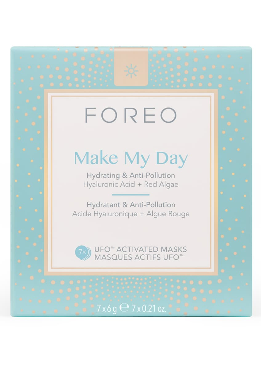 Image 2 of 5: UFO Make My Day Mask Set X 7
