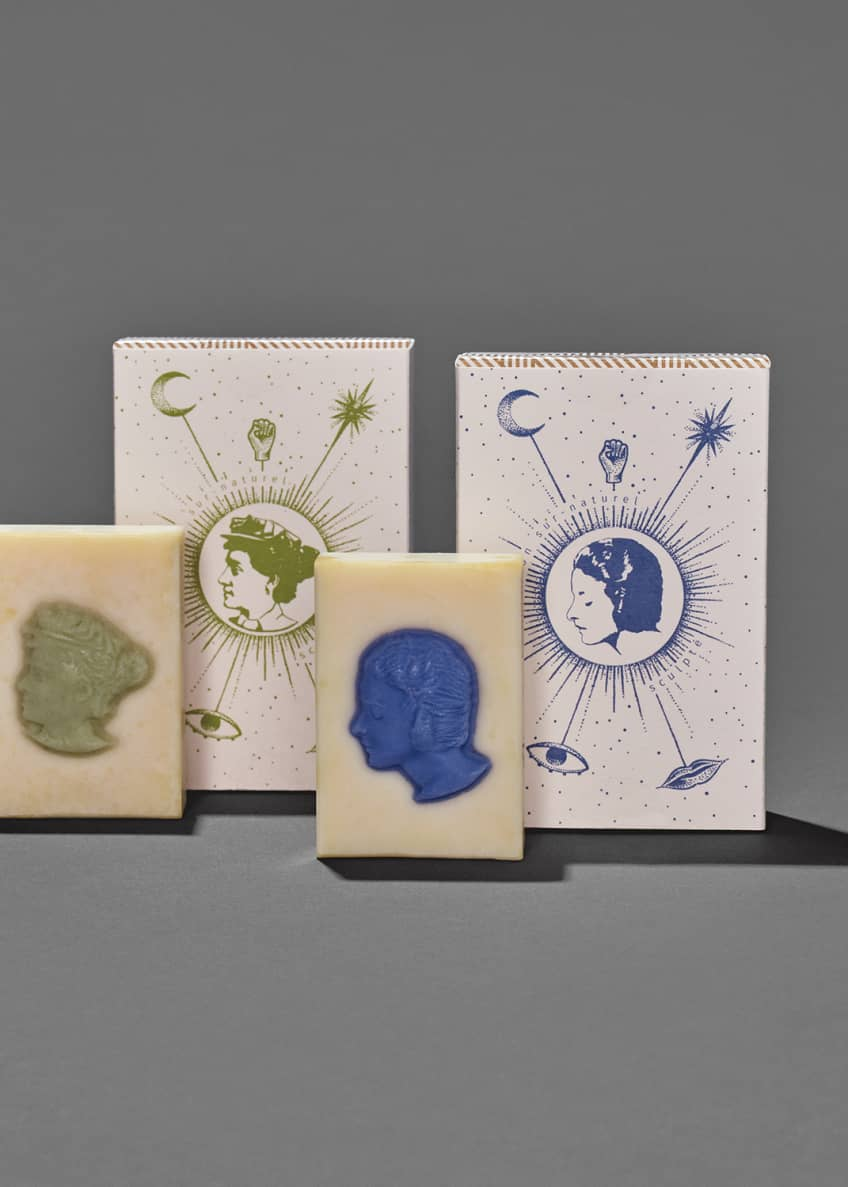 Image 2 of 2: Marie Marvingt Soap