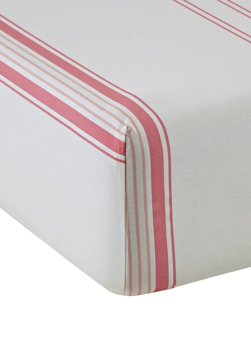 Anne de Solene Babylone 200 Thread-Count King Fitted