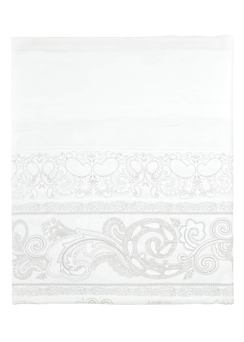 Anne de Solene Majeste 300 Thread-Count Paisley King
