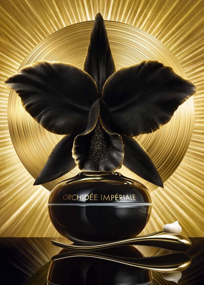 Image 6 of 6: Orchidee Imperiale Black The Cream, 1.7 oz./ 50 mL