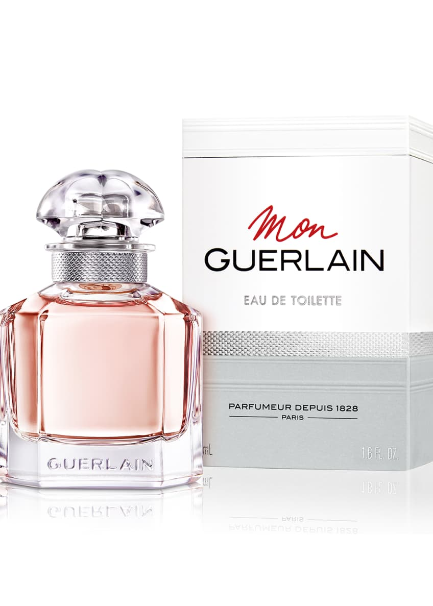 Image 3 of 5: Mon Guerlain Eau de Toilette Spray, 1.6 oz./ 50 mL