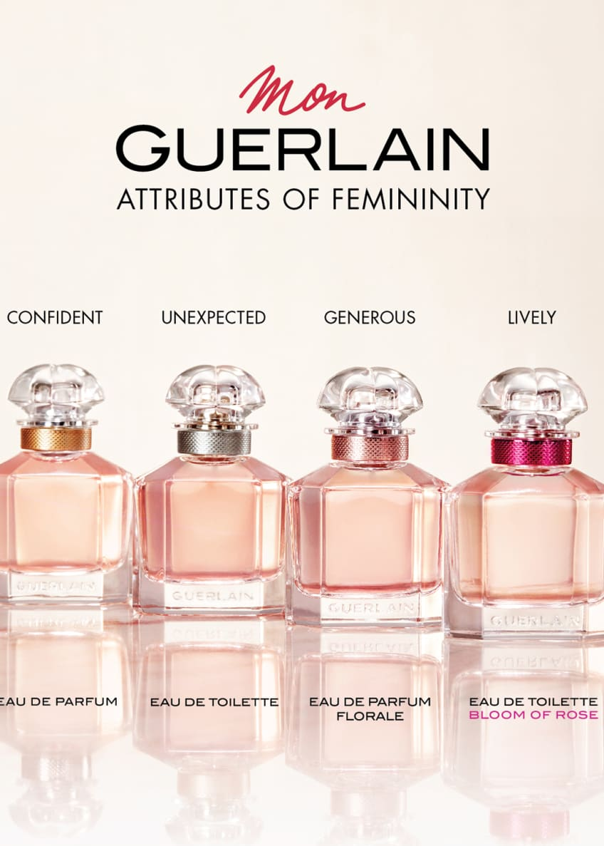 Image 5 of 5: Mon Guerlain Eau de Toilette Spray, 1.6 oz./ 50 mL