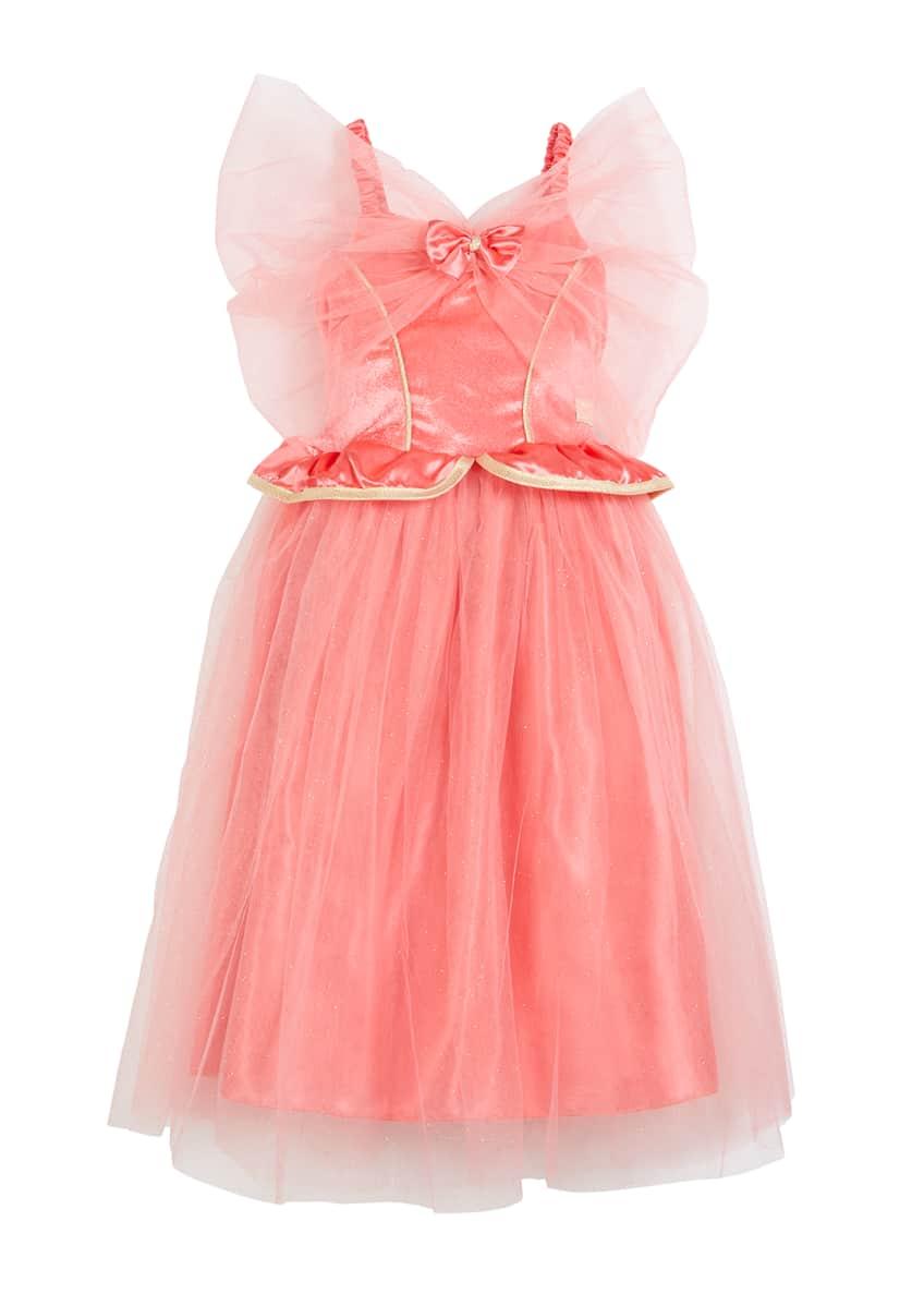 Souza! Kids' Olivia Fairy Dress Costume, 3-4 Years