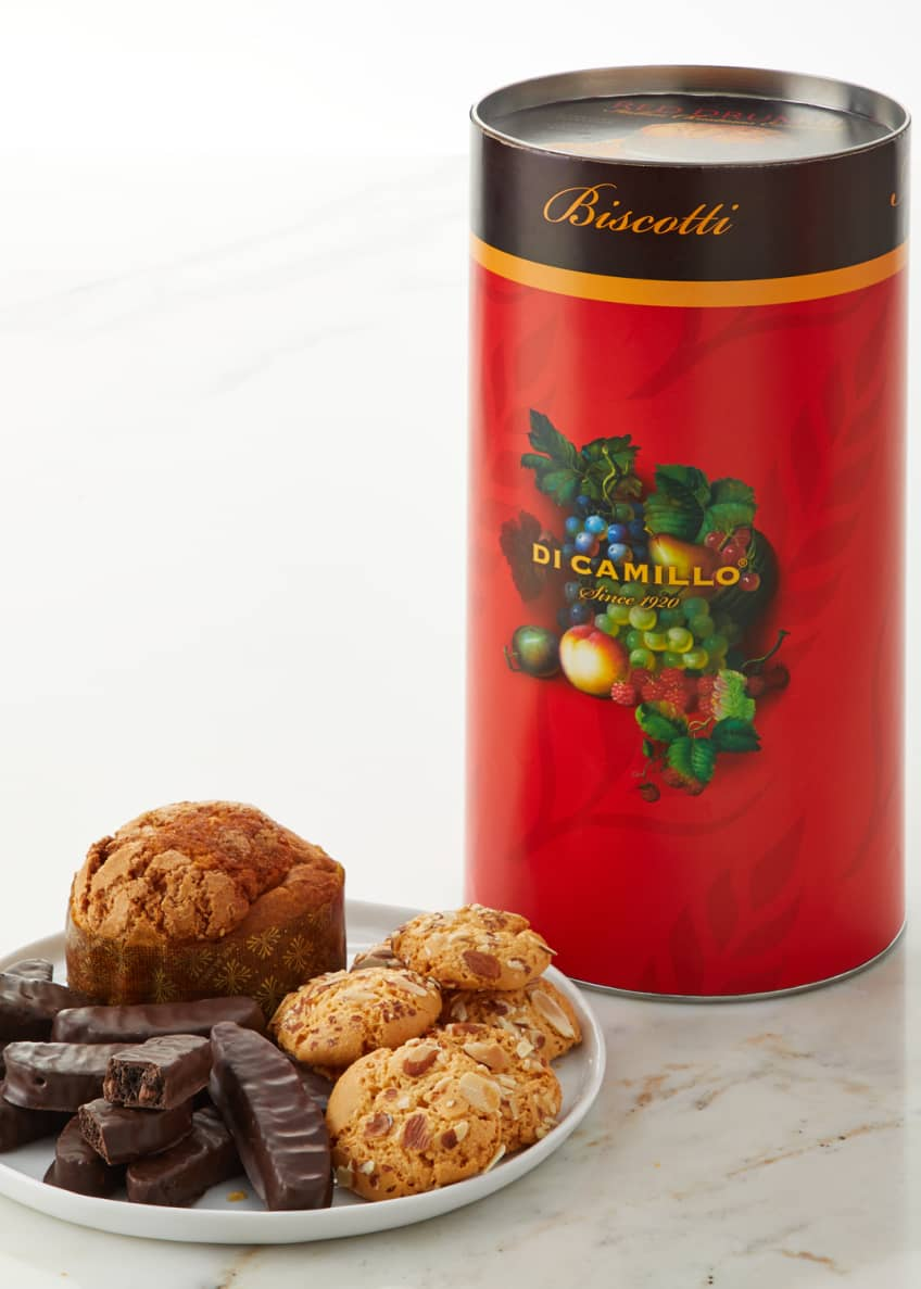 Dicamillo Baking Co Biscotti Red Drum
