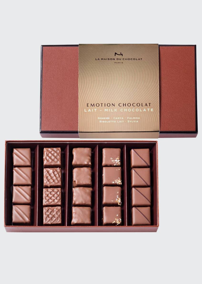 La Maison Du Chocolat Emotion Milk Chocolate Gift