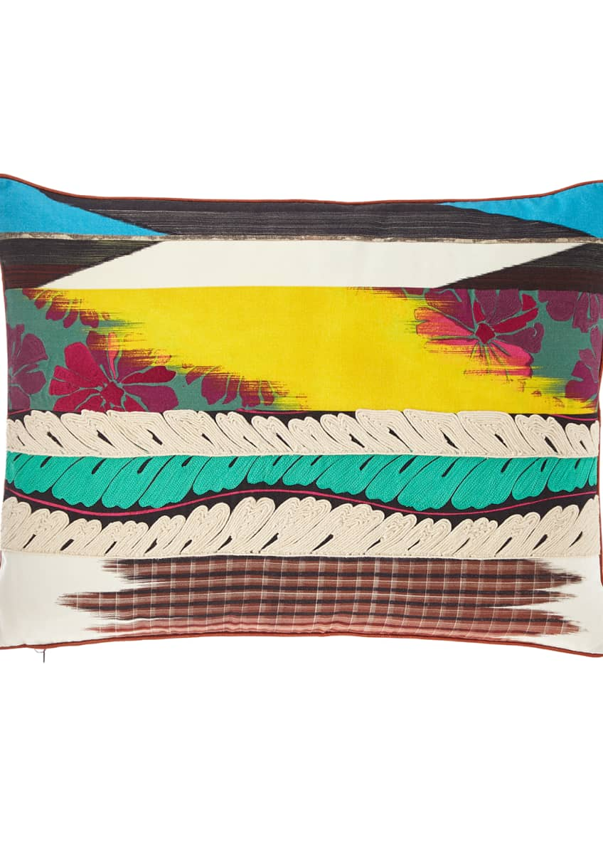 Image 1 of 2: Geisha Prisme Pillow
