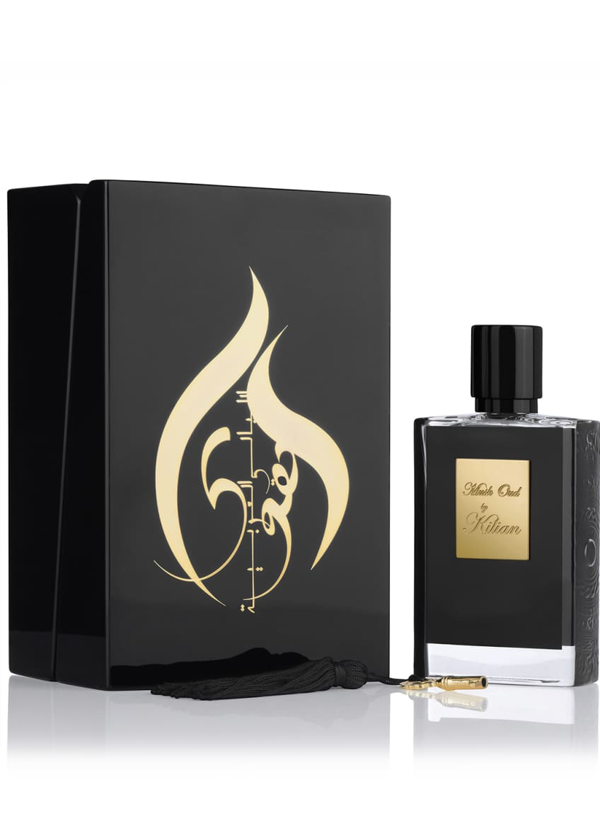 Kilian Musk Oud 50 mL Refillable Spray and