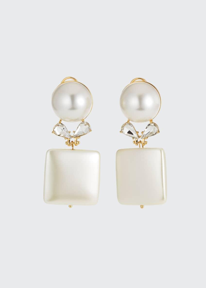 Lele Sadoughi Starlet Drop Earrings