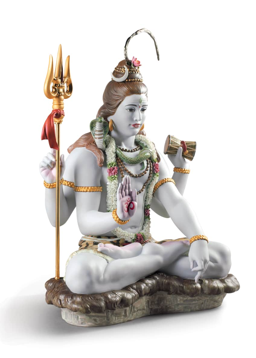 Image 2 of 3: Lord Shiva Figurine